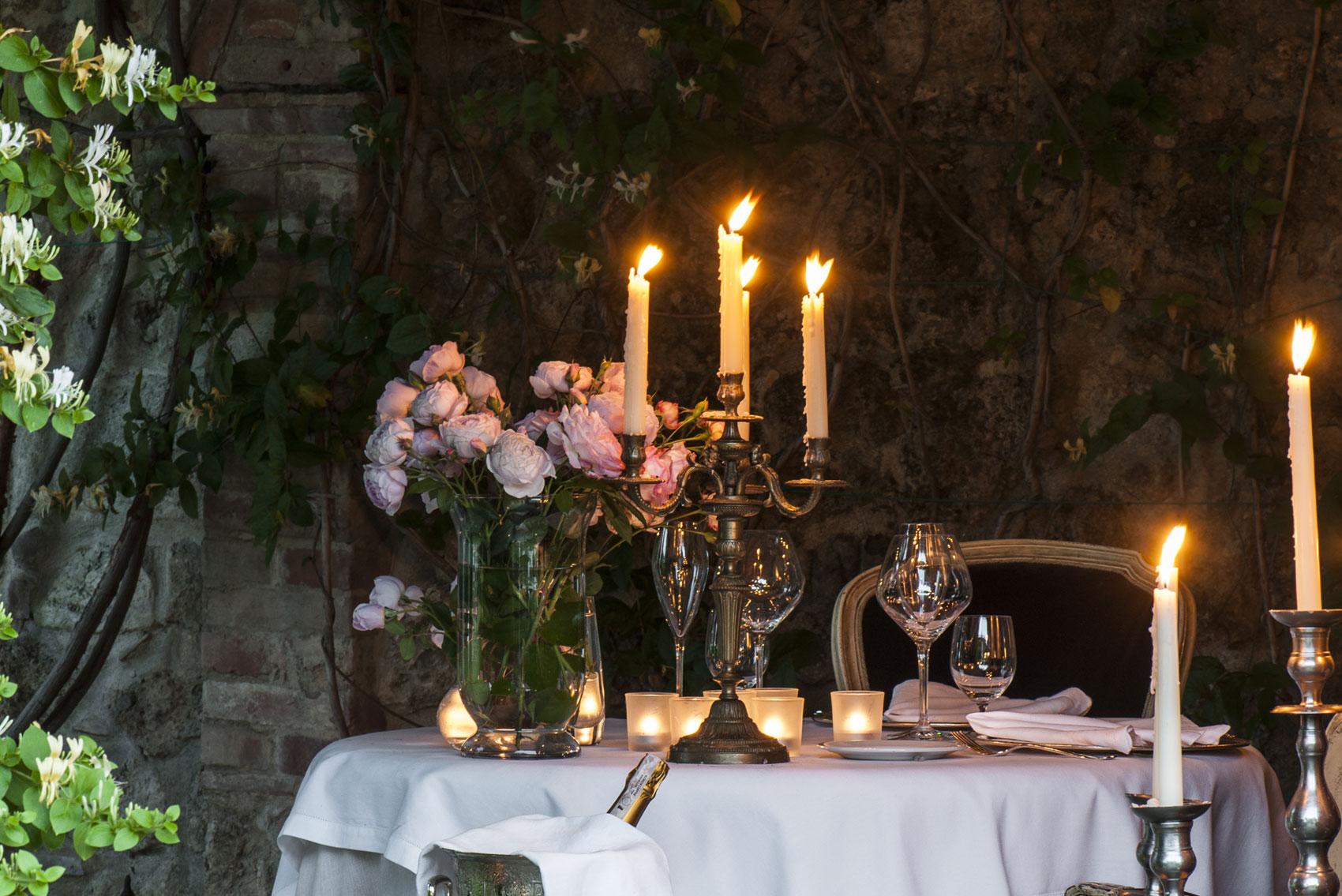 Anniversario Di Matrimonio Toscana.Esperienze Culinarie Speciali Ristorante Romantico Toscana