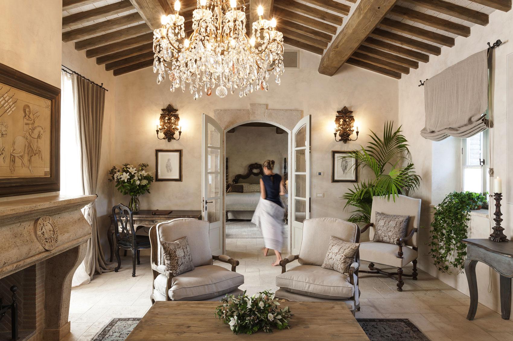 La Casa dei fiori bianchi Pool suite in Borgo Santo Pietro