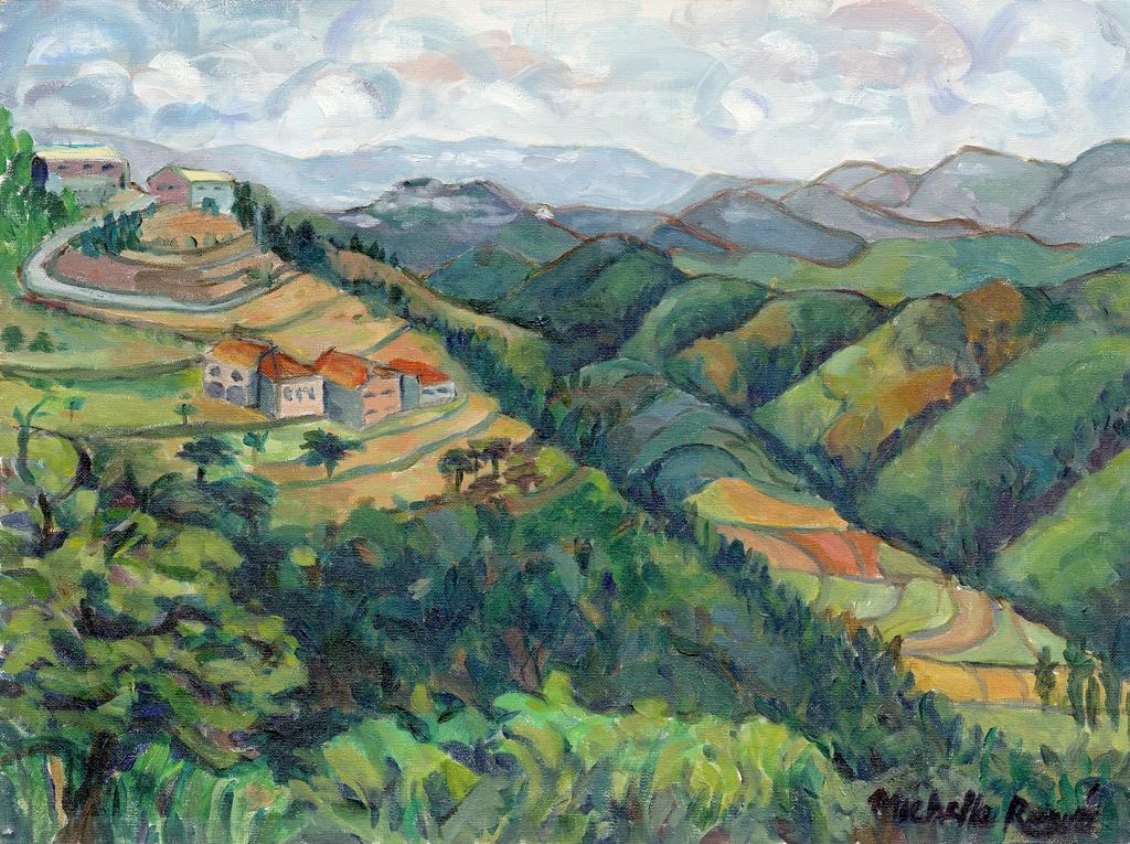 Borgo Santo Pietro - artist - Michelle René