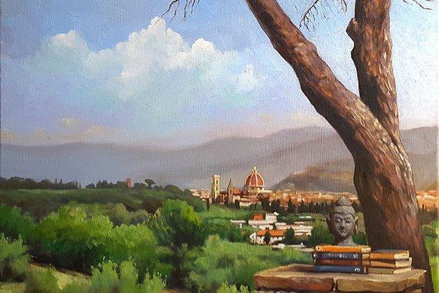 Borgo Santo Pietro - artist - Tom J. Byrne