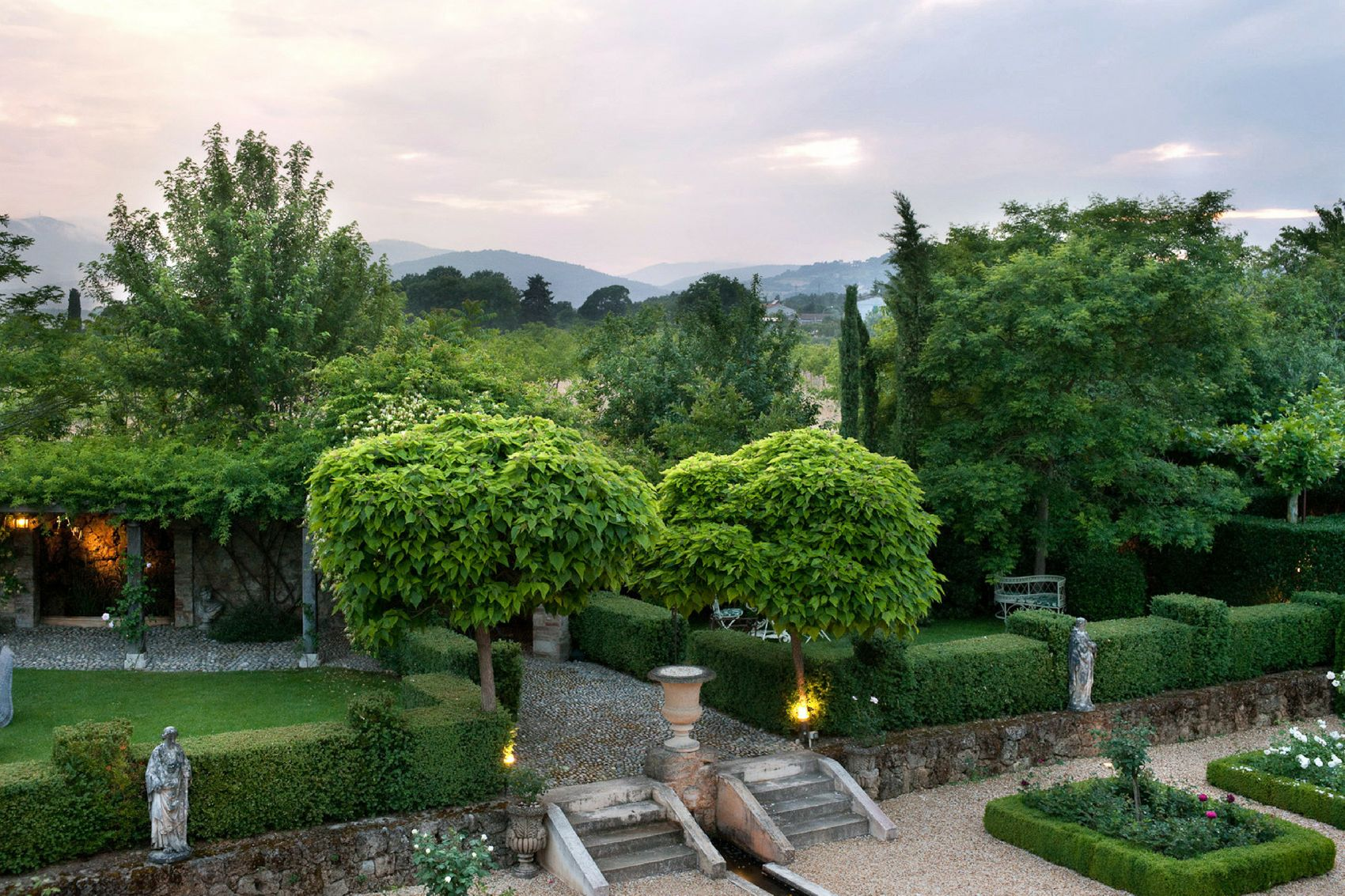 The Five Senses of Borgo Santo Pietro