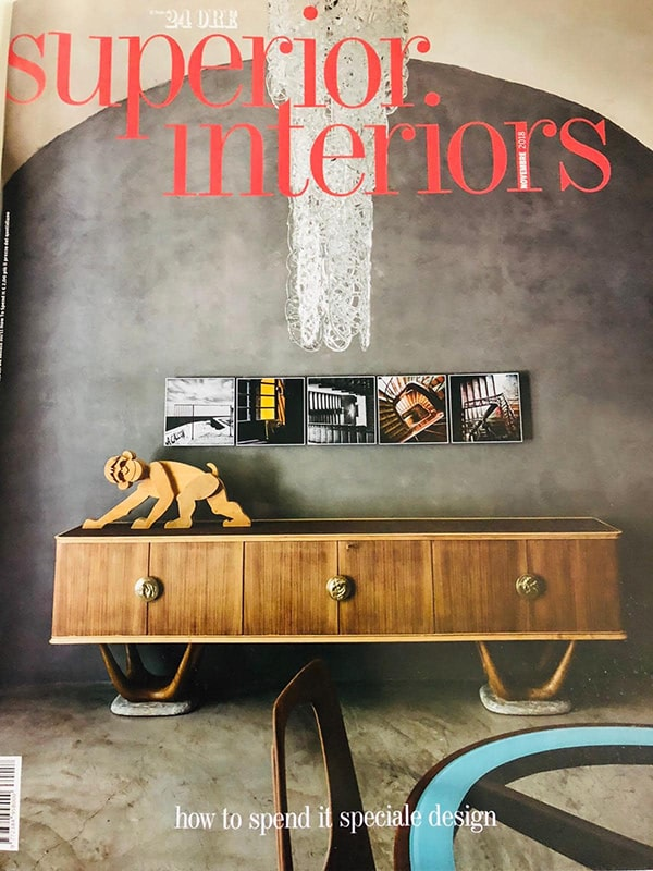 Superior interiors — Il Sole 24 ore
