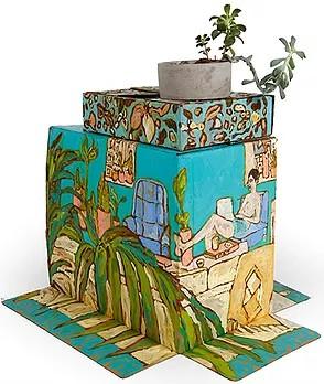 Borgo Santo Pietro - artist - Gretchen Andrew