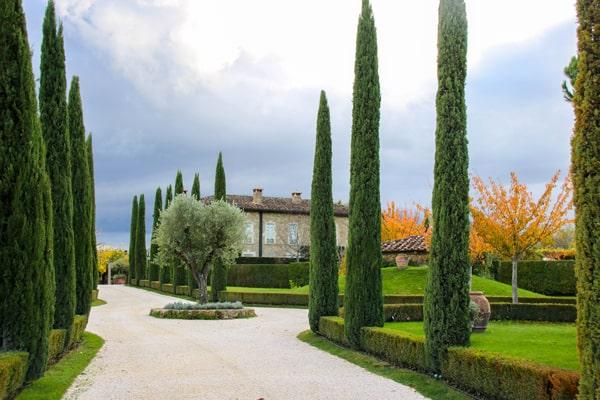 Borgo Autumn