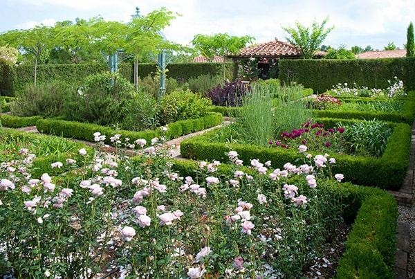 flower gardens hotel tuscany