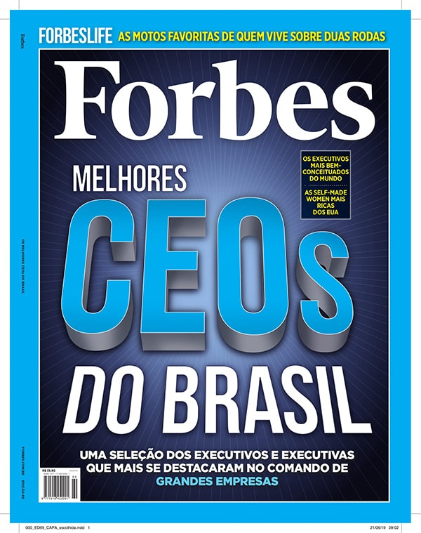 FORBES Brazil cover