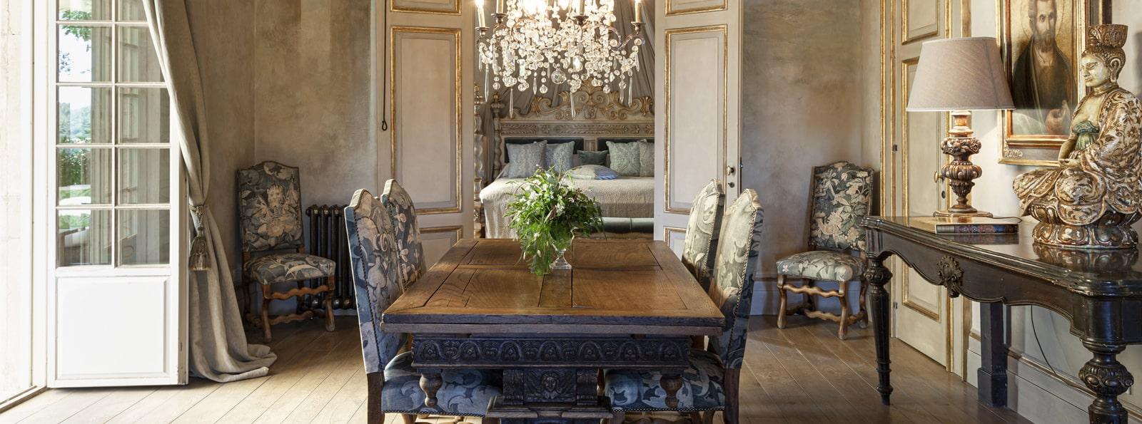 Borgo Santo Pietro Grand Suite