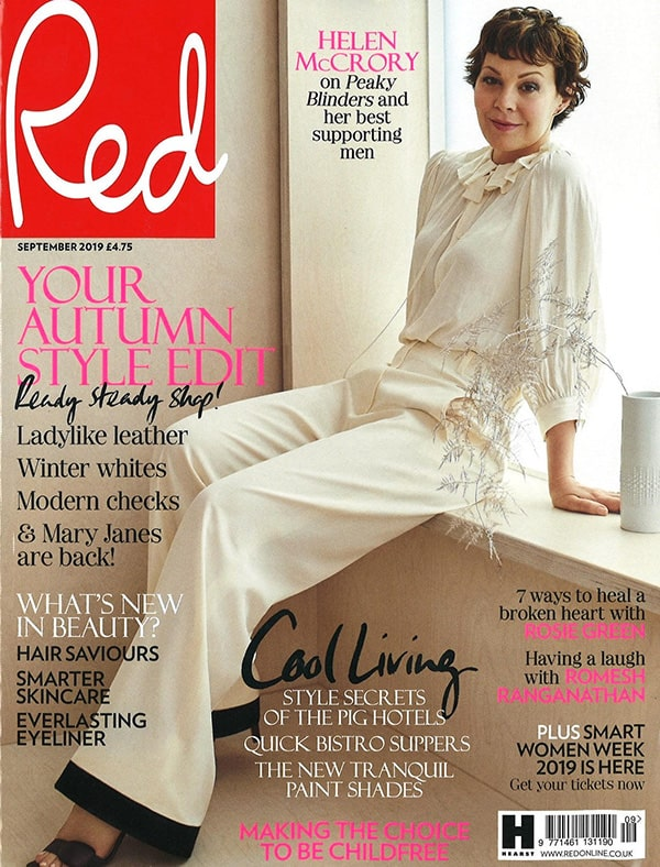 Red Magazine | Seed to Skin