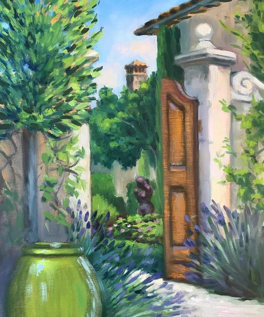 Borgo Santo Pietro - artist - Джен Полилло